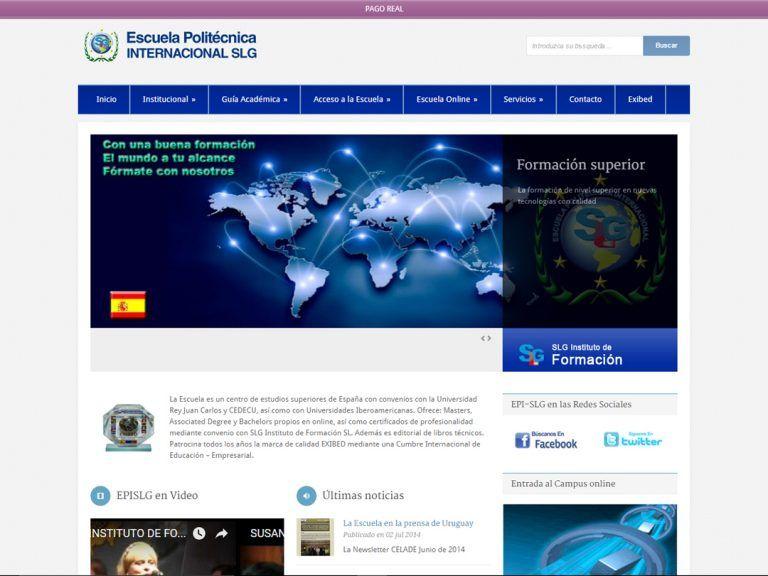 Escuela Politécnica Internacional SLG