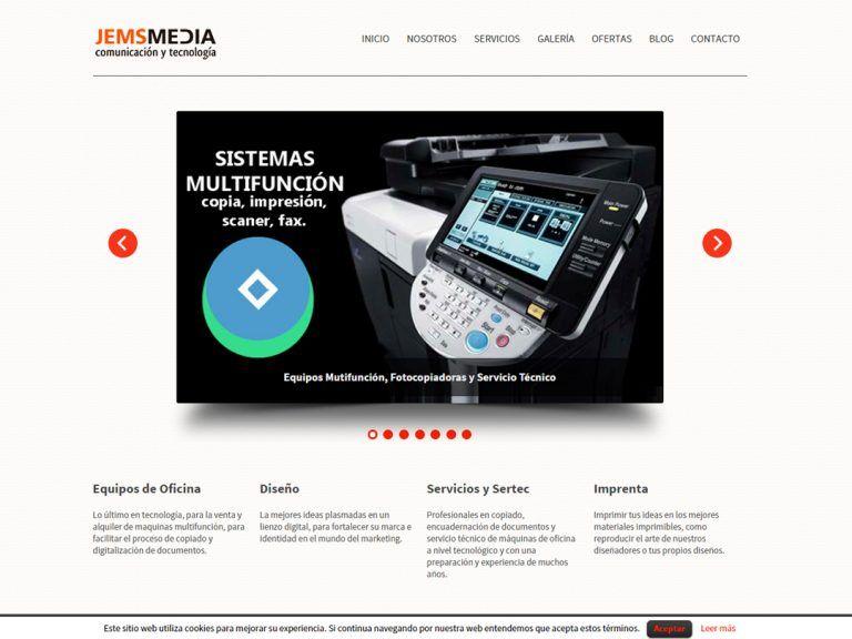 JemsMedia Comunicación y Tecnología