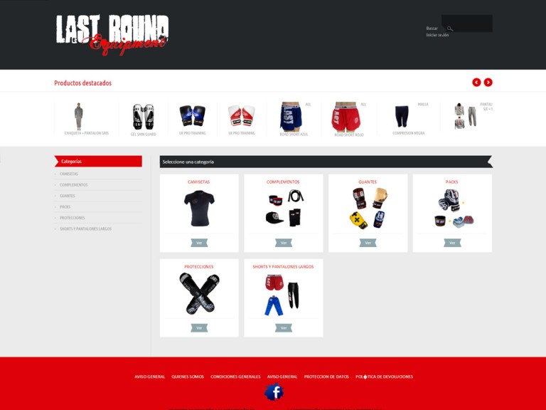 Last Round Store