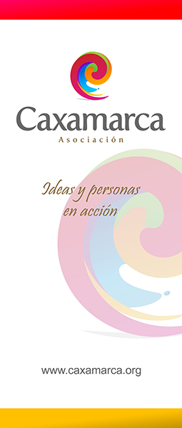 Roll up Asociación caxamarca